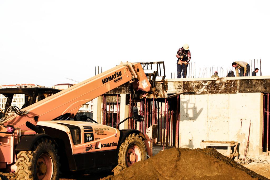 Silbud – Bauarbeiten
