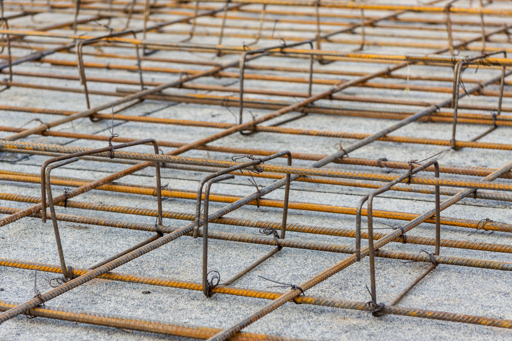 Silbud – Eisen- und Stahlbetonbau